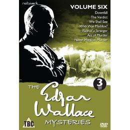 Edgar Wallace Mysteries - Volume 6 [DVD]